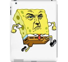 Frank Castle Spongebob iPad Case/Skin