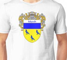 Marsh Coat of Arms/Family Crest Unisex T-Shirt