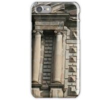 Stonework on San Francisco Church iPhone Case/Skin