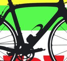 Bike Tour de France Jerseys (Horizontal) (Big - Highlight) Sticker