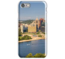 The Pittsburgh Point iPhone Case/Skin