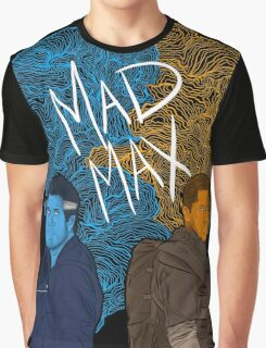 "New and classic ""Mad Max"" (Transparent) Graphic T-Shirt"