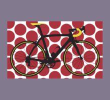 Bike Red Polka Dot (Big - Highlight) Kids Clothes