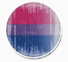 BISEXUAL PRIDE BUTTON by lgbtdesigns