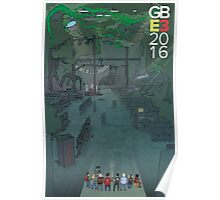 Giant Bomb x E3 x 2016 Poster
