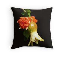 UNIQUE BEAUTIFUL FLOWER THROW PILLOW Throw Pillow