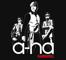 A-ha Band Farewell Tour Unisex T-Shirt