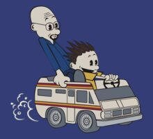 Breaking Bad Calvin And Hobbes by markwild