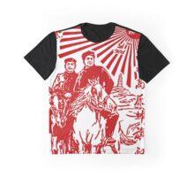 """Northwest Plateau- Banners Still Wave"" Graphic T-Shirt"