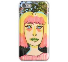primary pastels iPhone Case/Skin