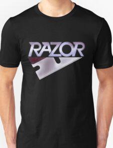 Razor Band Unisex T-Shirt