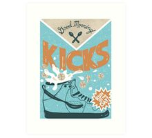 K/CKS Art Print