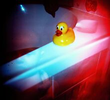 Rubber Ducky by ADMarshall