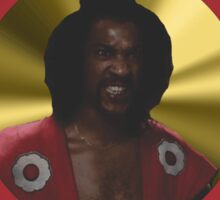 The Last Dragon Sho' Nuff  Sticker
