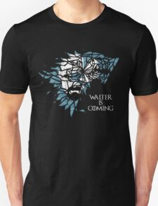 Breaking Bad Walter is Coming - Game of Thrones T-Shirt
