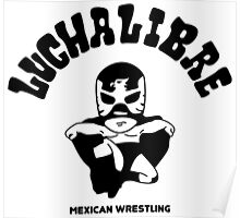 mexican wrestling lucha libre12 Poster