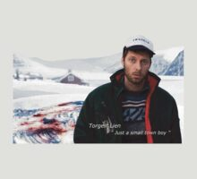 "Torgeir Lien ""Small town boy"" by signhunter"