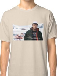 "Torgeir Lien ""Small town boy"" Classic T-Shirt"