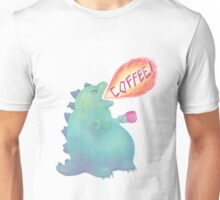 Mornings (Coffeezilla) Unisex T-Shirt