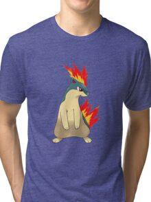 Quilava Tri-blend T-Shirt