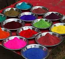 Colours of India by John Dalkin