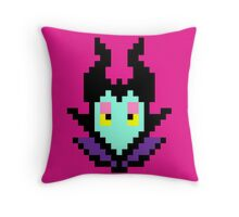 Evil Like Me Throw Pillow