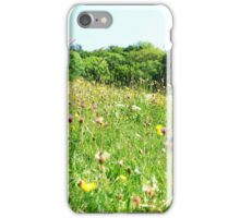 Summer Grassland iPhone Case/Skin