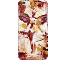Nirvana In Utero Abstract Painting iPhone Case/Skin