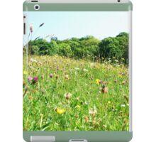 Summer Grassland iPad Case/Skin