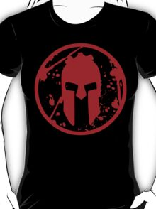 SPARTAN-SHIRT-BIG-RED T-Shirt