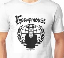 Anonymouse for President Unisex T-Shirt