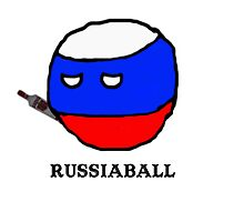 RussiaBall by CandyBubble