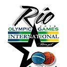 rio 2016 basketball by redboy