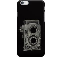 Vintage Retro Camera iPhone Case/Skin