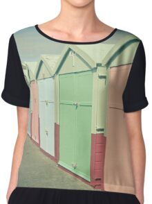 By the Sea Chiffon Top