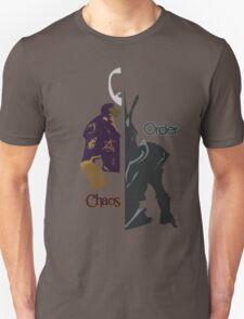 Chaos & Order Unisex T-Shirt