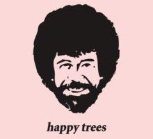 happy trees One Piece - Long Sleeve