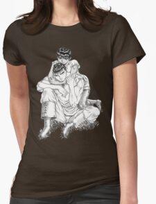 Berserk #04 Womens Fitted T-Shirt