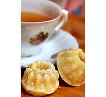 Teatime With Minigugls Photographic Print