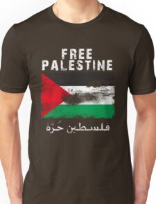 Vintage Free Palestine T shirts & Gifts Unisex T-Shirt