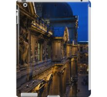 The Louvre - a Royal Palace, a Museum, an Architectural Marvel iPad Case/Skin