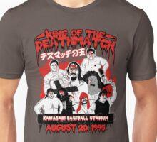 IWA King of the Deathmatch Unisex T-Shirt
