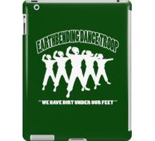 Earth Bending Dance Troop iPad Case/Skin