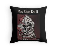 You Can Do It. Throw Pillow
