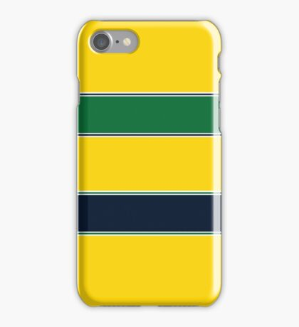 Yellow Helmet design  iPhone Case/Skin