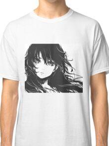 Anime Sketch Head Classic T-Shirt