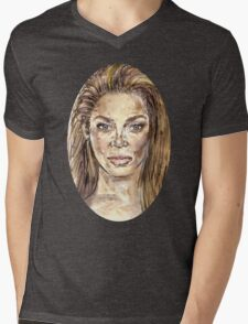 Beyonce is Music Mens V-Neck T-Shirt