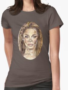 Beyonce is Music Womens Fitted T-Shirt