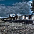 Cooma Railway Station by Jason Scott