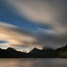 A Starry Cradle Mountain by Mieke Boynton